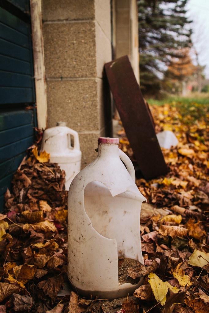 Abandoned Farm: Empty