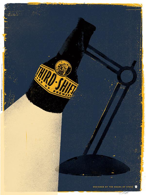 Third Shift Brewing - Bottle Light 3