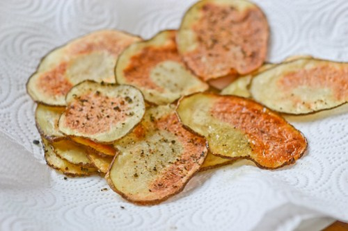Baked Potato Chips-5