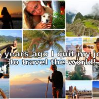 Looking back: Five years ago I quit my job to travel the world