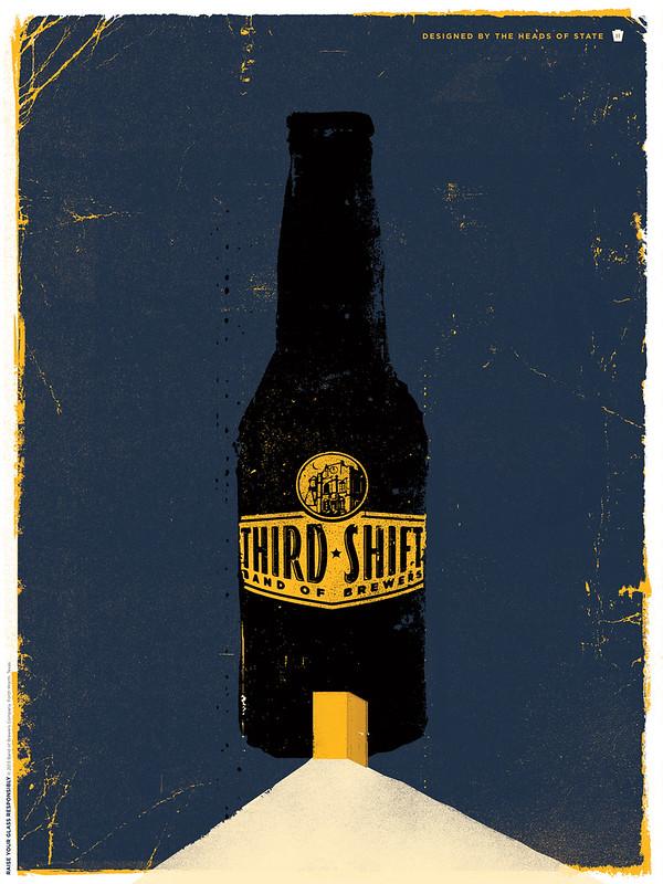 Third Shift Brewing - Bottle Light 1