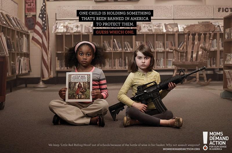 MOMS-DEMAND-ACTION-FOR-GUN-SENSE-IN-AMERICA-RED-RIDING-HOOD