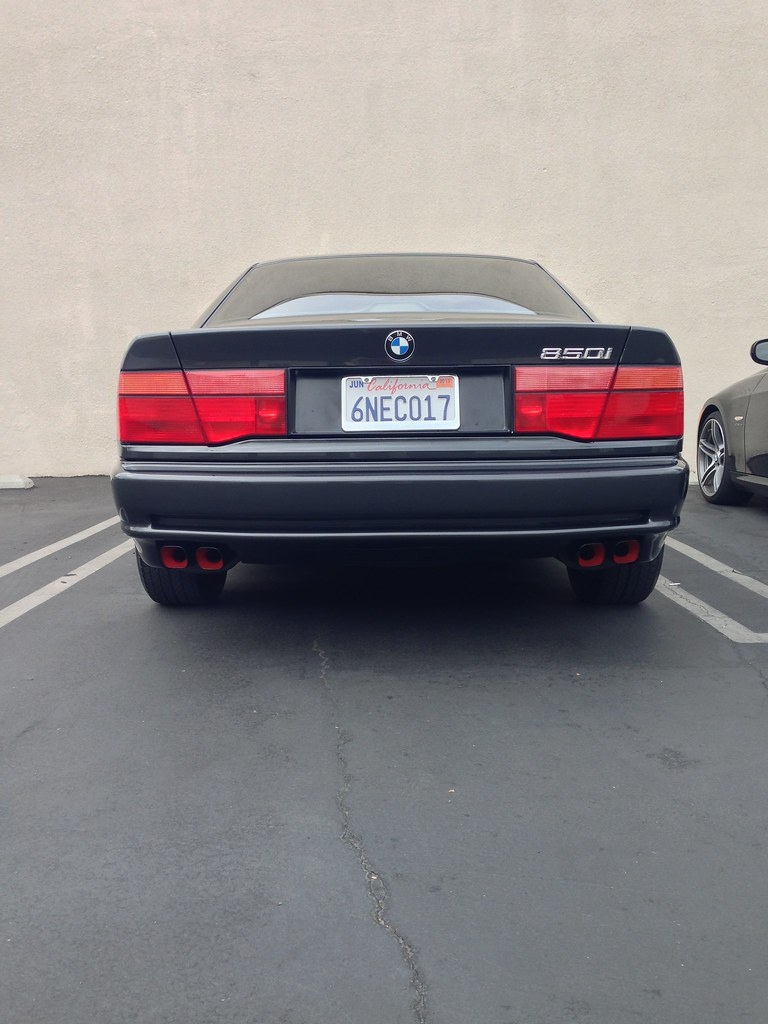 Bmw E39 Anthrazit Metallic Farbcode Rare Options And Parts Thread