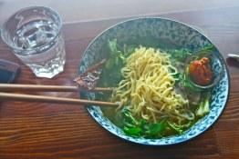 Harvest Community Foods Ramen bowl