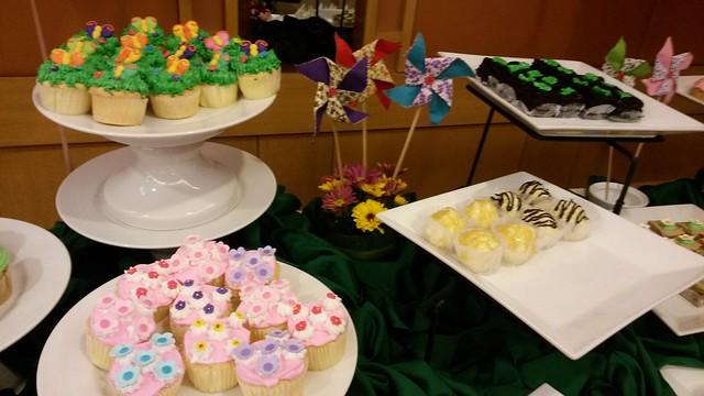Aristocrat dessert buffet