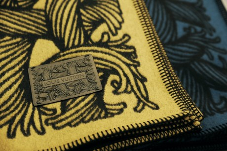 Louis Vuitton tribute to Christopher Nemeth