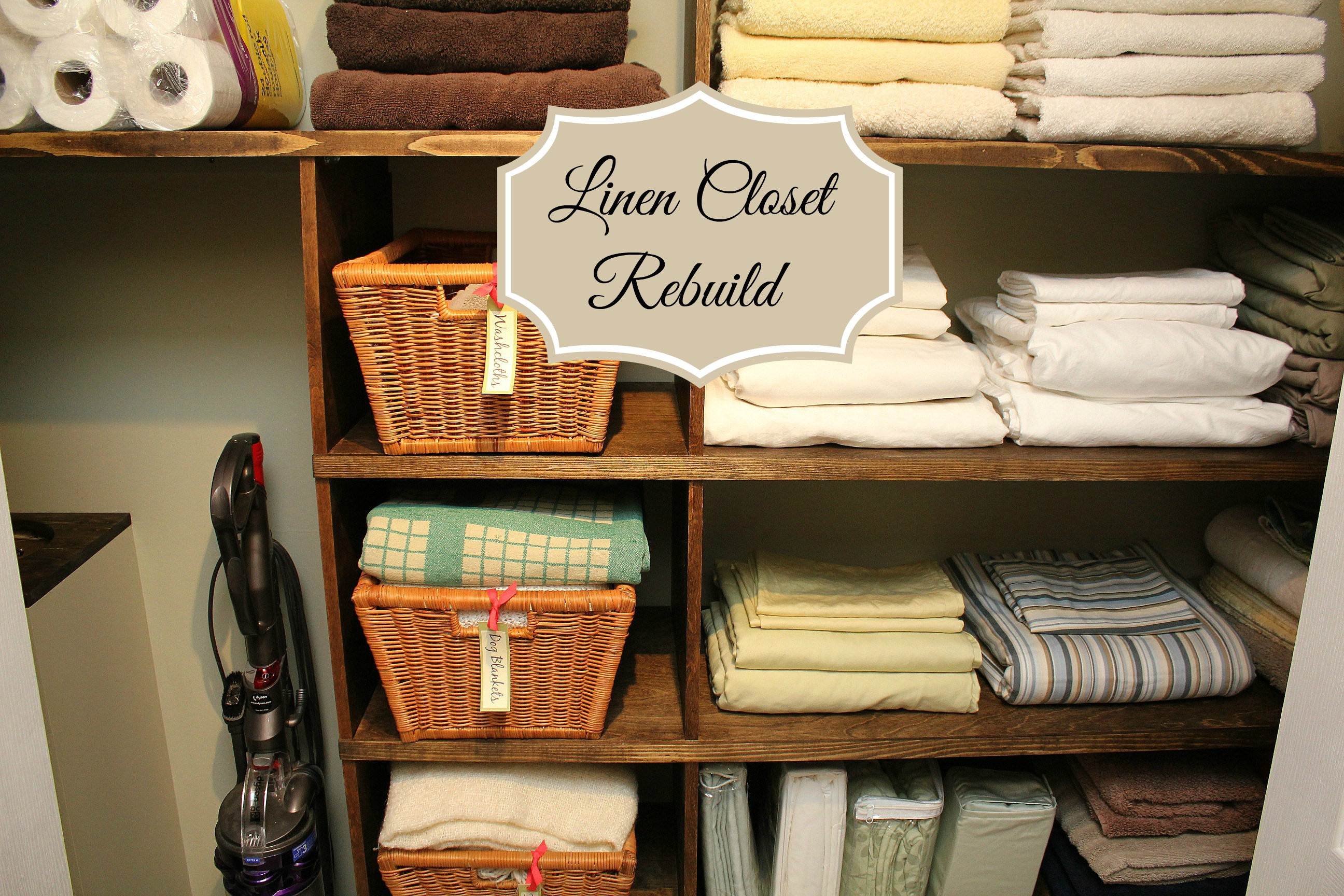 Linen Closet Organizer Systems Turtles And Tails February 2014