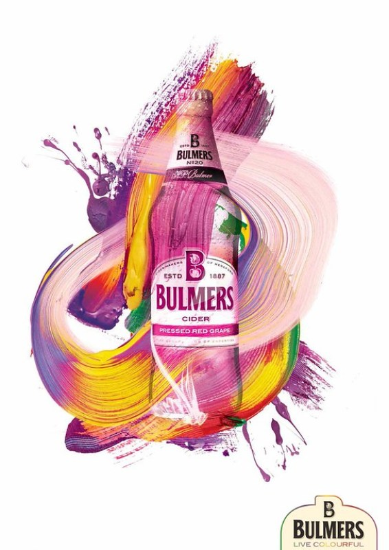 Bulmers - Color Mix 4