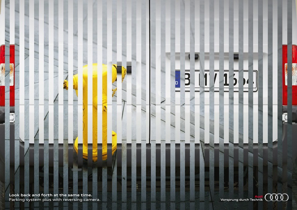 Audi - Back & forth 1