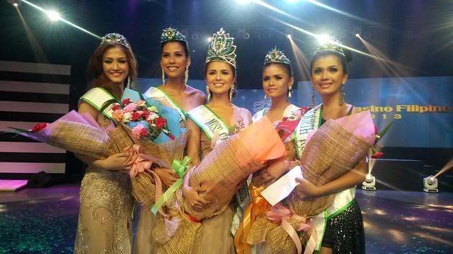 Miss Casino Filipino 2013