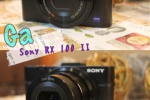 開箱|Sony RX100II♥.歡迎新夥伴加入♥♥♥♥♥♥