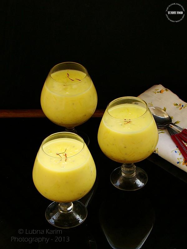 Mango Falooda/Faluda