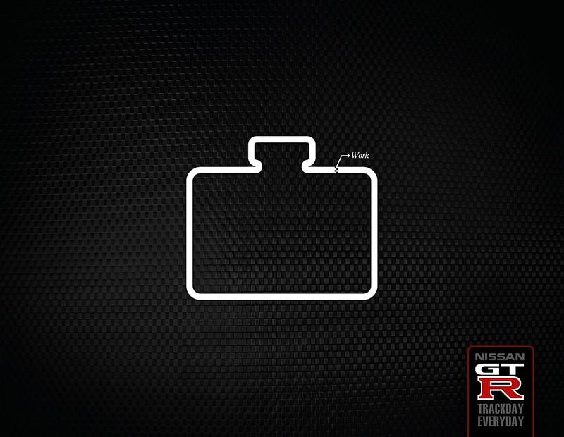 Nissan GT-R- Work
