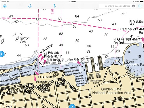 NOAA Nautical Charts Available in Gaia GPS - Gaia GPS