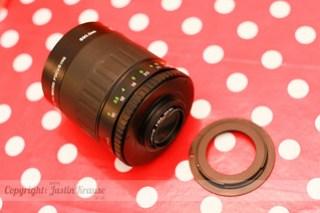 Vivitar 500mm f-8 Mirror Lens - Justin Krause-6