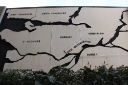 Vancouver Mural Map | South granville