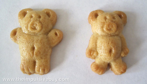 Honey Maid Teddy Grahams Apple Duo