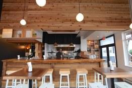 Bar and open kitchen | Kuma Tofino