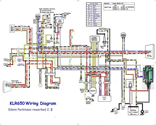 Kawasaki Voyager Wiring Diagrams Electronic Schematics collections