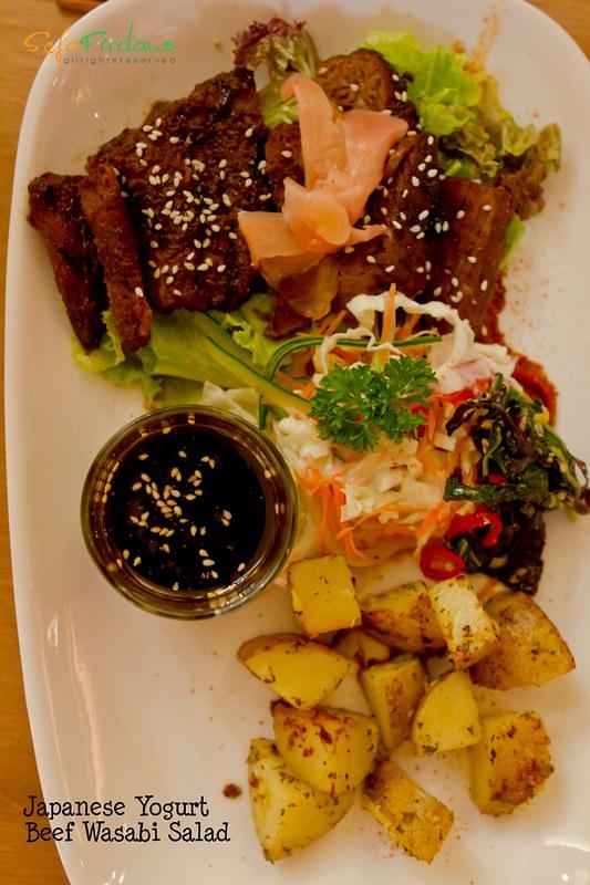 beef wasabi
