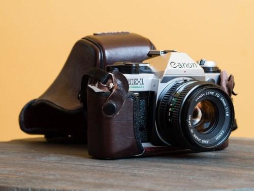 Medium Of Canon Ae 1 Battery