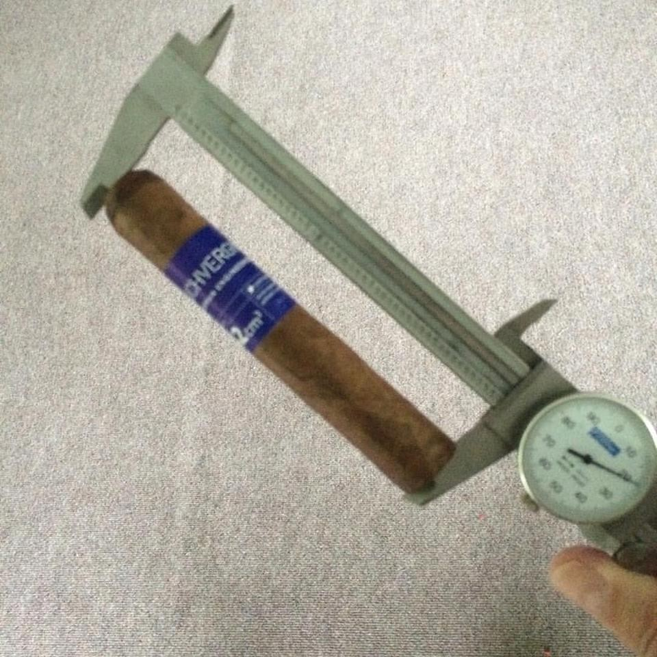 Cigar Ring Gauge Sizes