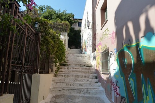 A Walk Through Athens