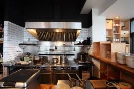 Open Kitchen | Kuma Tofino