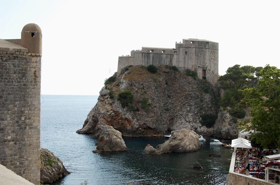 Walls of Dubrovnik - King's Landing