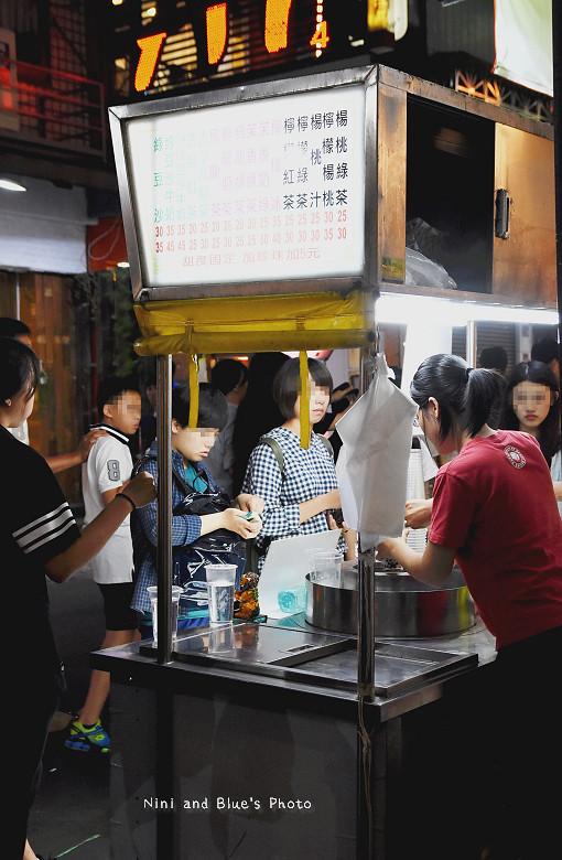 台中一中街美食小吃綠豆沙牛乳飲料04