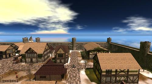 Lightbridge Town