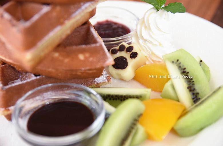 台中早午餐推薦冰滴咖啡插座餐廳胖達14