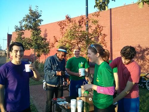 Coffee Outreach
