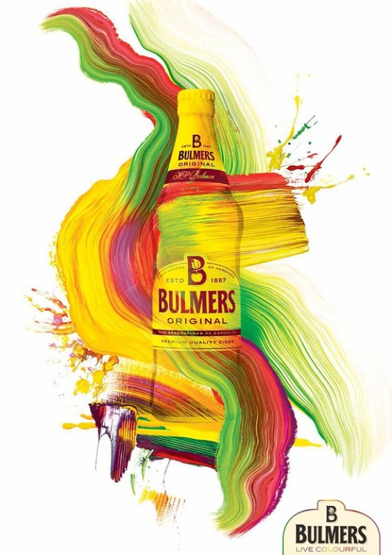 Bulmers - Color Mix 2