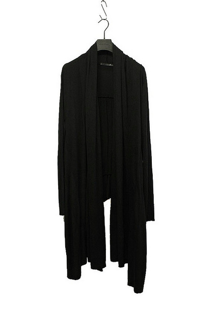 JULIUS_7 Draped Cardigan
