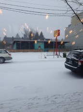 8 it only takes 5 inches for portland to shut down