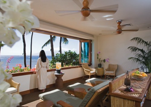Hyatt Regency Spa Moana_Relaxation_Room, Photo Courtesy of Hyatt Regency