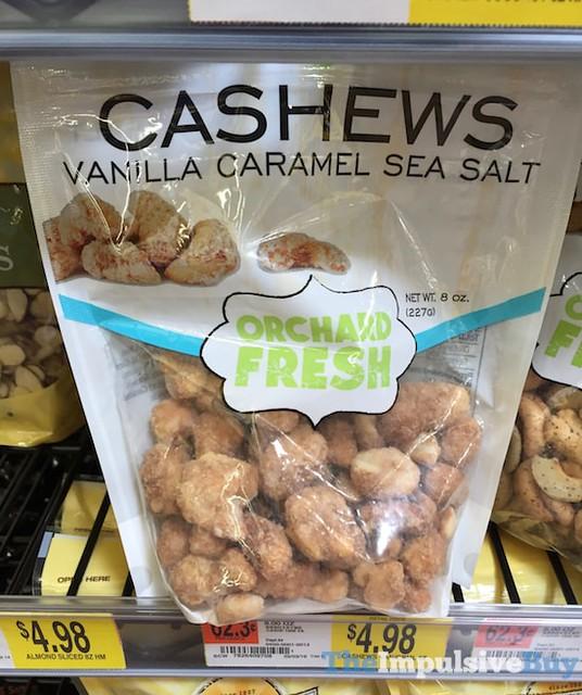 HInes Orchard Fresh Vanilla Caramel Sea Salt Cashews