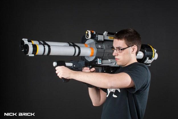 SPNKr Rocket Launcher - Halo 5: Guardians