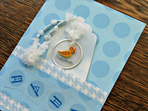 card for new baby