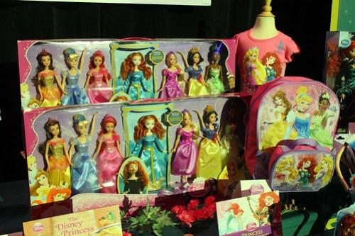 "Merida from ""Brave"" becomes 11th Disney Princess at Walt Disney World"