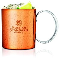 Win a Bottle of Russian Standard Vodka + a Russian Mule Copper Mug