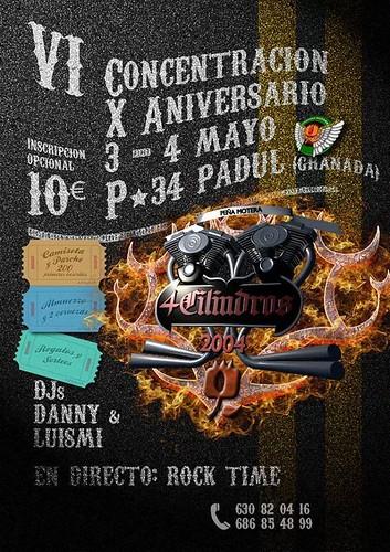 VI Concentración Padul (Granada)