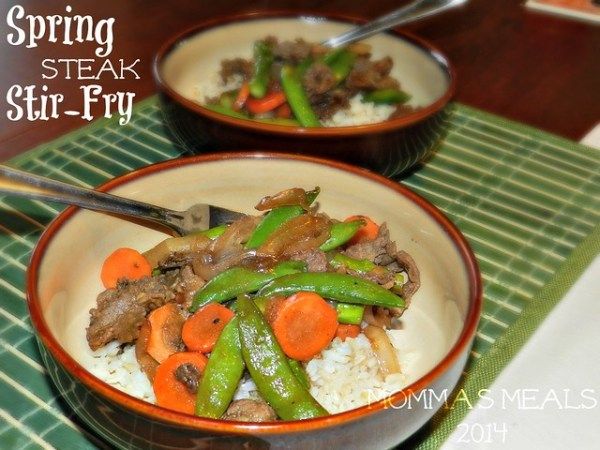 Spring Steak Stir Fry (5)