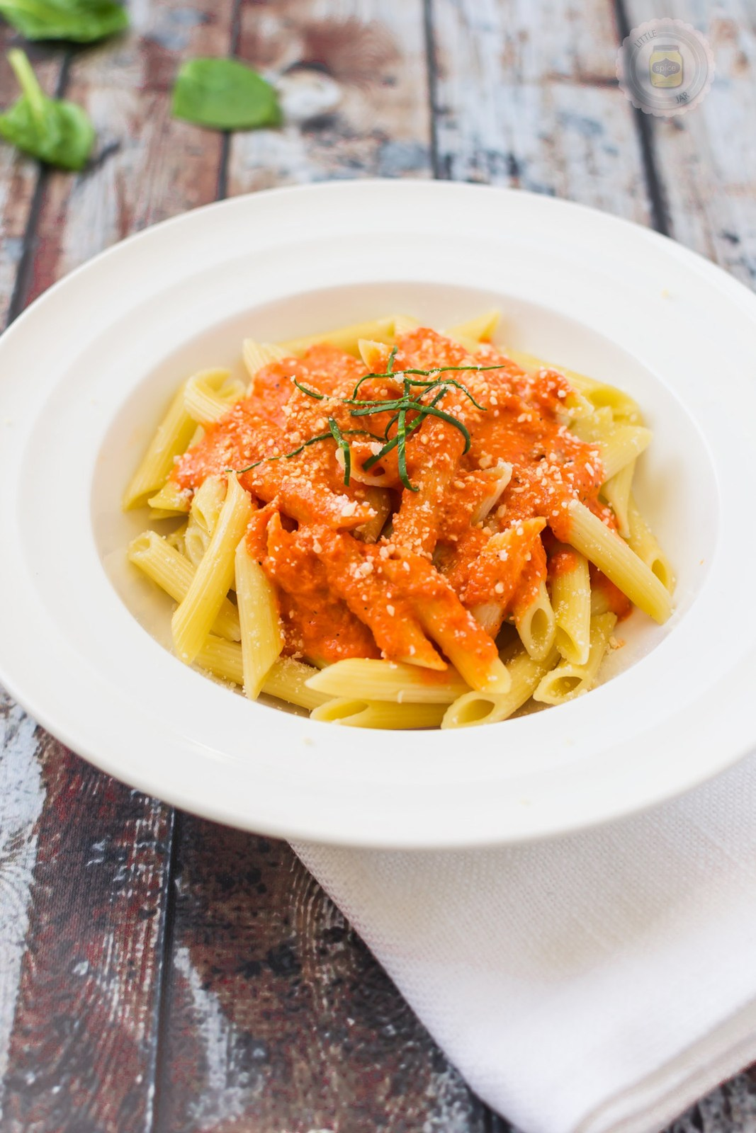 how to make penne alla vodka with jar sauce