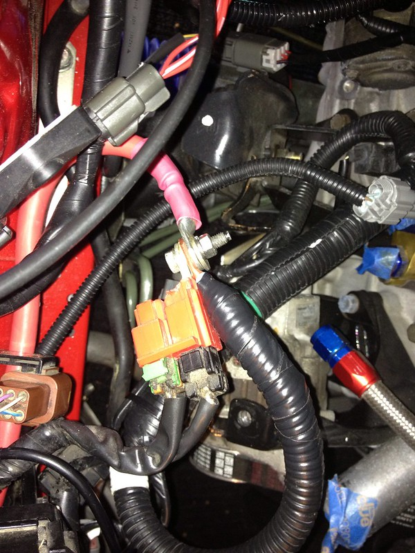 Battery relocation ground - Zilvianet Forums Nissan 240SX