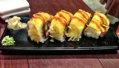 Mr Munchies Pork Katsu Kilpatrick Roll