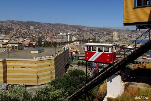 Valparaíso - Ascensor Barón