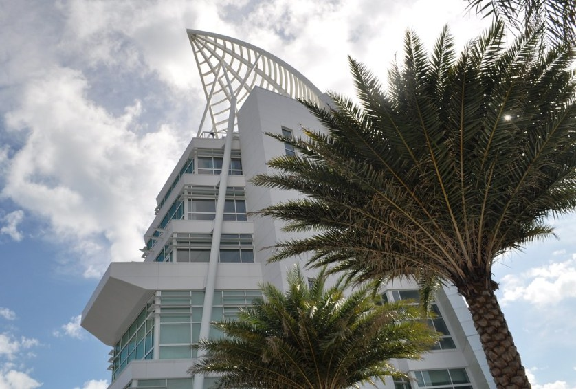 Exploration Tower, Cape Canaveral, Florida, Nov. 8, 2014