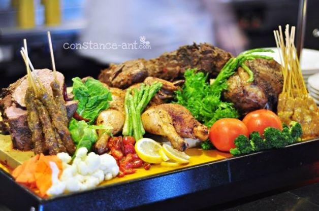 {Penang} Buffet Dinner @ Sarkies, Eastern & Oriental Hotel